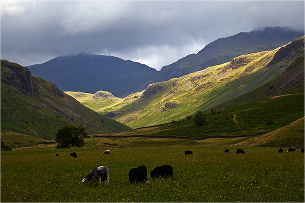 Passing Light - Cumbria