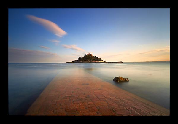 Late Light - Cornwall