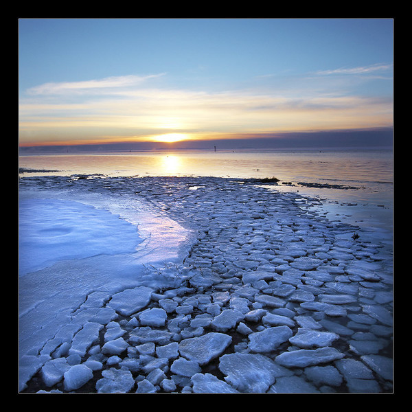 Cracked Ice (square) - The North West.