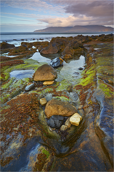 Slippery When Wet - The Isle of Eigg