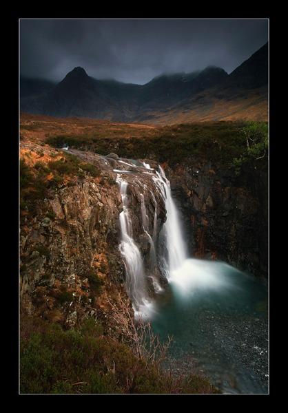 A Long Drop - Isle of Skye