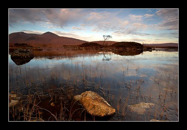 Morning Light - Mainland Scotland