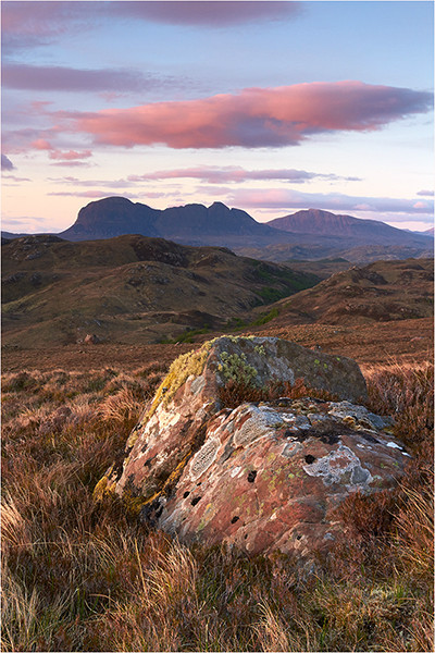 Assynt Sunset - Mainland Scotland