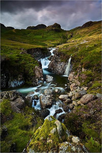 Esk Falls - Cumbria