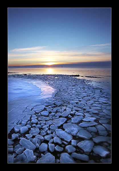 Cracked Ice - The North West.
