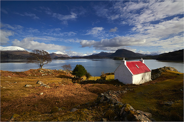 The Red Roof Croft - Mainland Scotland
