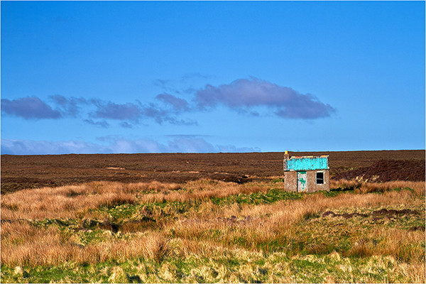 The Shieling - The Outer Hebrides
