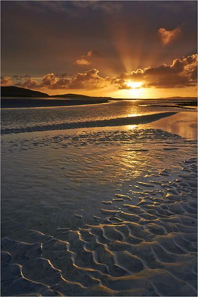 Golden Light - The Outer Hebrides