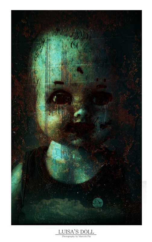 Luisa's Dolls - Portrait