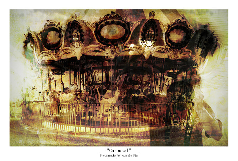 'Carousel' - Dreamscapes