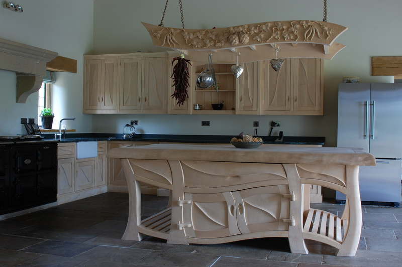 Beautiful Bespoke Kitchens, Specialized Kitchens, Handmade Kitchens ...