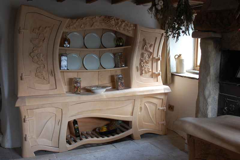 Fairy Tale Kitchens, Extremely Unusual Bespoke Kitchens, Quirky Kitchens, Specialist Kitchens, Handmade Kitchens UK, Bespoke Kitchens