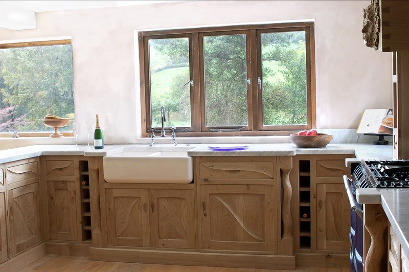 Unique Bespoke Kitchens, Unusual Bespoke Kitchens, Handmade Bespoke Kitchens, Special Handmade Kitchens,