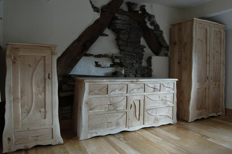 Handmade bedroom furniture, Bespoke bedroom furniture, Fairy tale bedroom furniture, Sculptural bedroom furniture