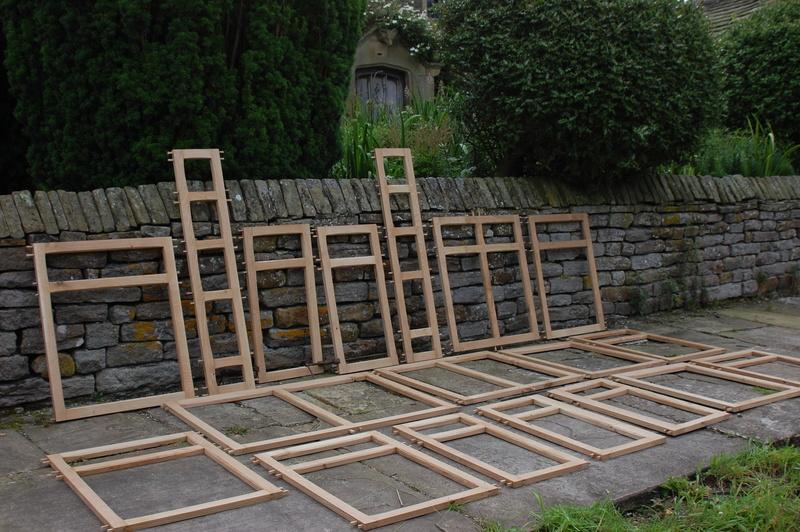 In-Frame Construction, Handmade Kitchens UK, Bespoke Kitchens, In-Frame Free Standing Kitchens, In-Frame Wood Kitchens, Country Kitchens,