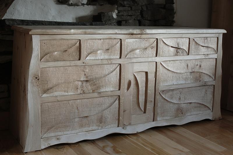 Naturalistic bedroom furniture, Fantasy bedroom furniture, Handmade bedroom furniture, Bespoke bedroom furniture