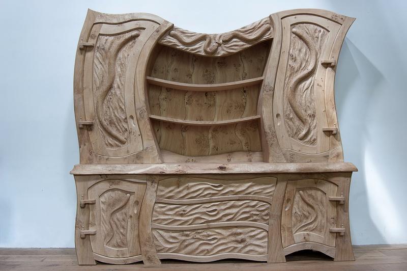 Complex Kitchen Design, Original Kitchen Furniture, Handmade Bespoke Kitchens,