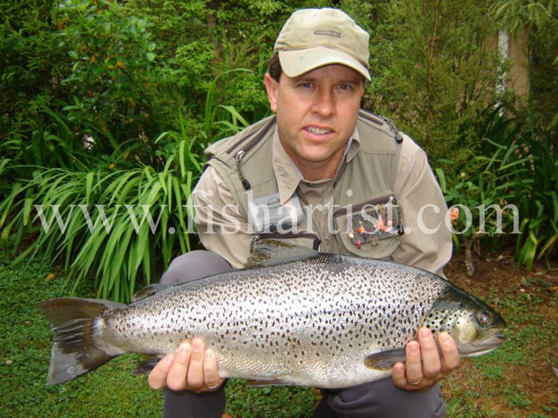 Trevor. - Fishermen of Taupo.