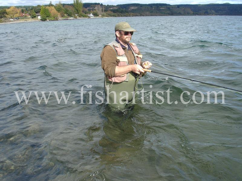 Alan. - Fishermen of Taupo.