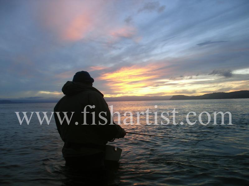 Gregg. - Fishermen of Taupo.