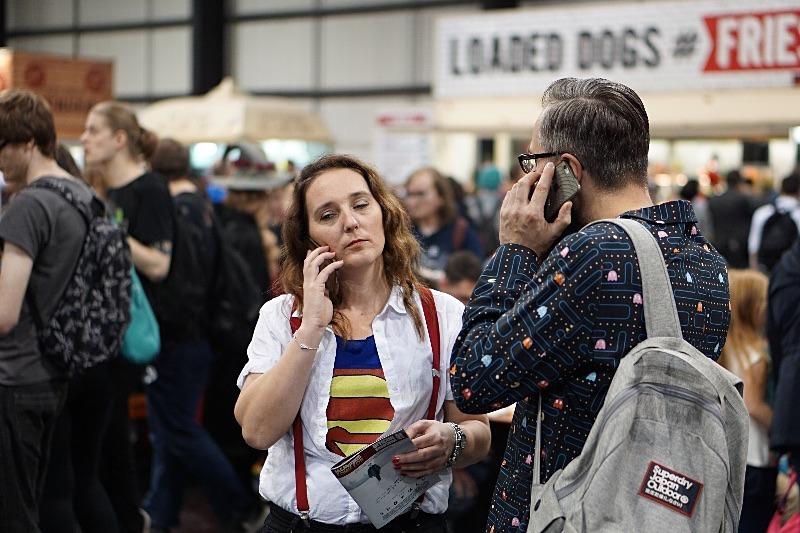 - Scotland Comic Con