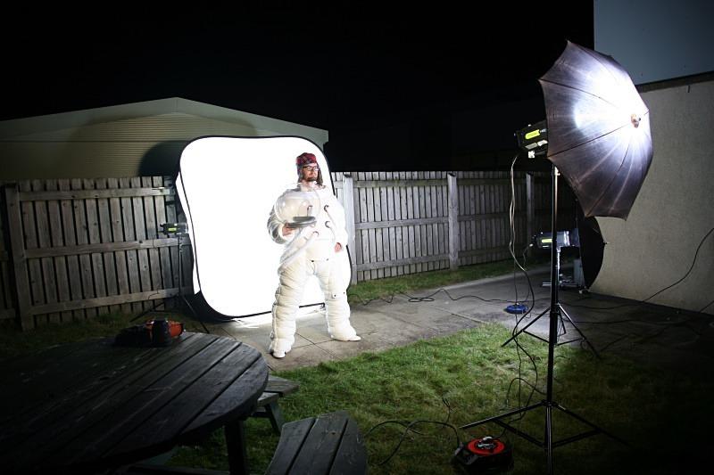 - The Aspirational Astronaut