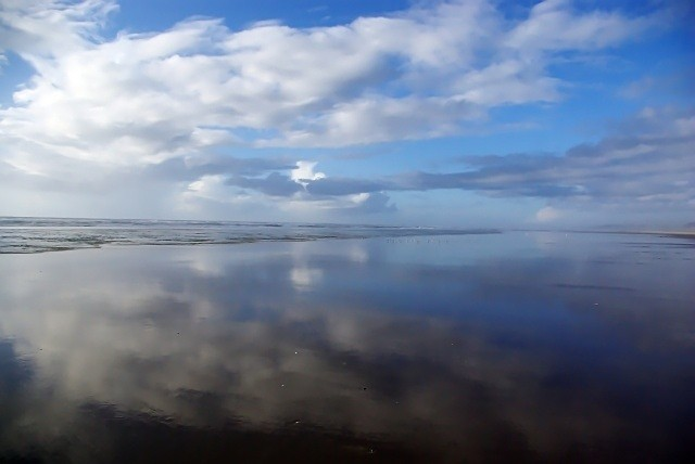 reflections - Seascape