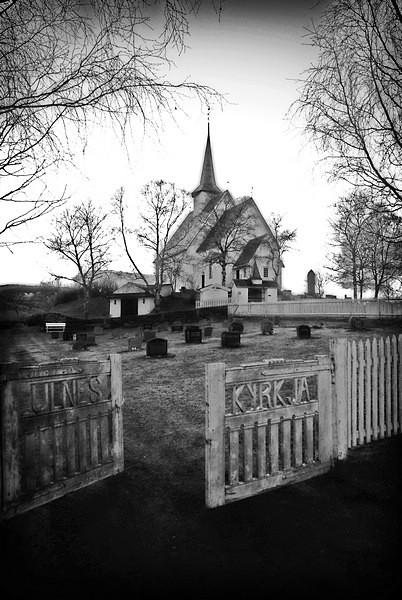 Ulnes Kyrkja - Urban