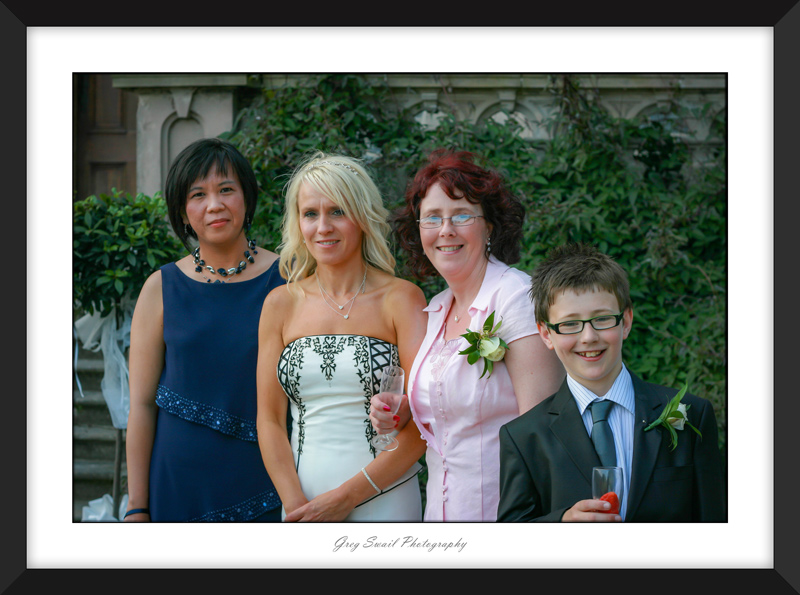 - Wedding of Keith and Lorna