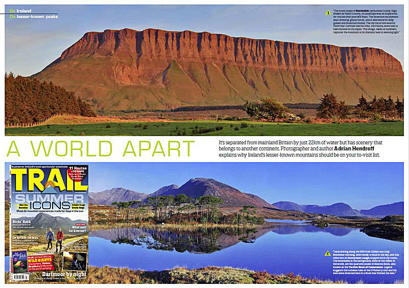 'A World Apart' - Trail - July 2016 - In the media