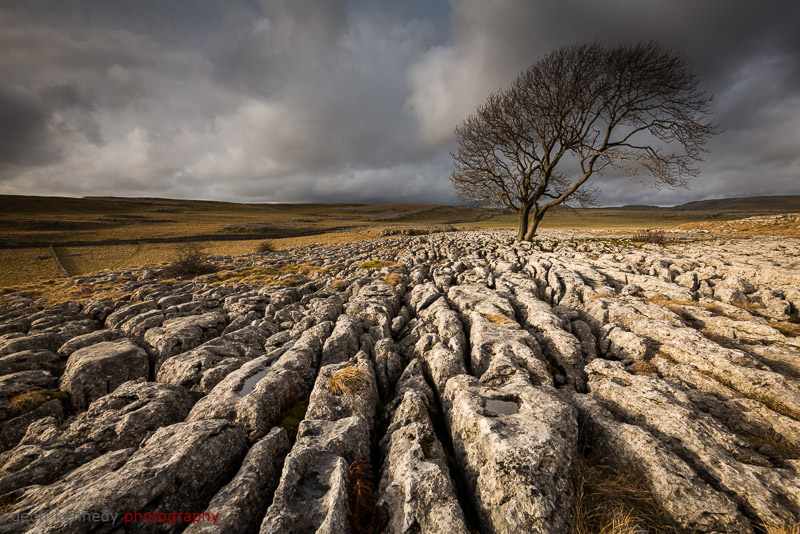 Sunny Day at Malham - Yorkshire and the North East