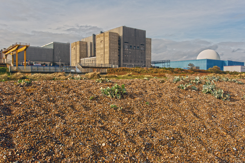 Sizewell - Unsustainable Cities? the on-line 2014 RGS Exhibition