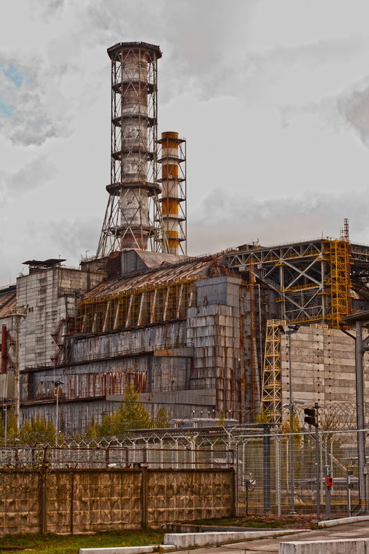 Nuclear Reactor: 27 years after - Chernobyl