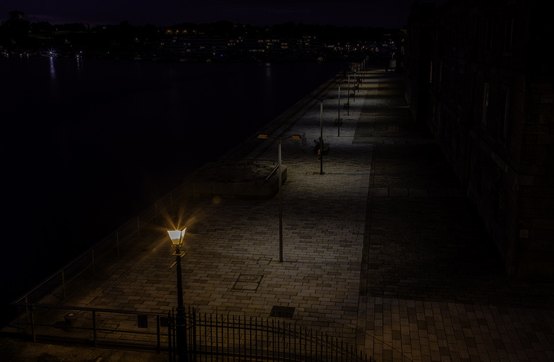 Ghostly: Royal William Yard, Plymouth - The West of England
