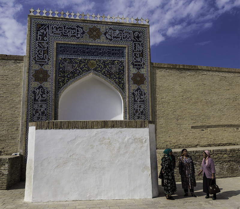 Local Visitors - UZBEKISTAN Silk Routes