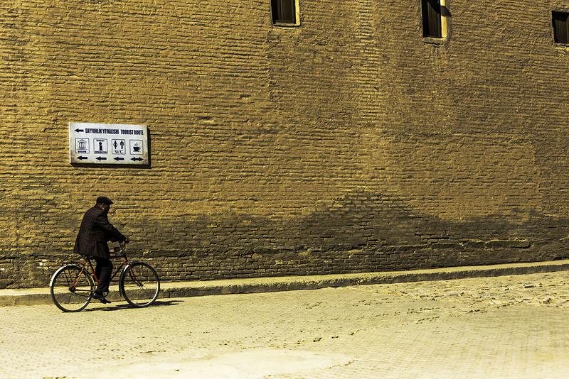 Tourist Route? - UZBEKISTAN Silk Routes