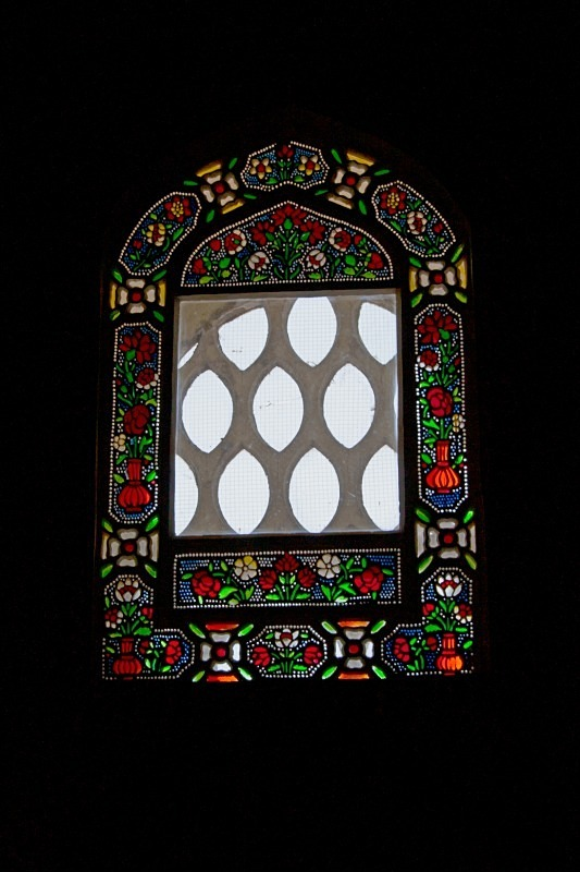 Topkapi: A window in the Harem. - TRAVEL PHOTOGRAPHY: TURKEY
