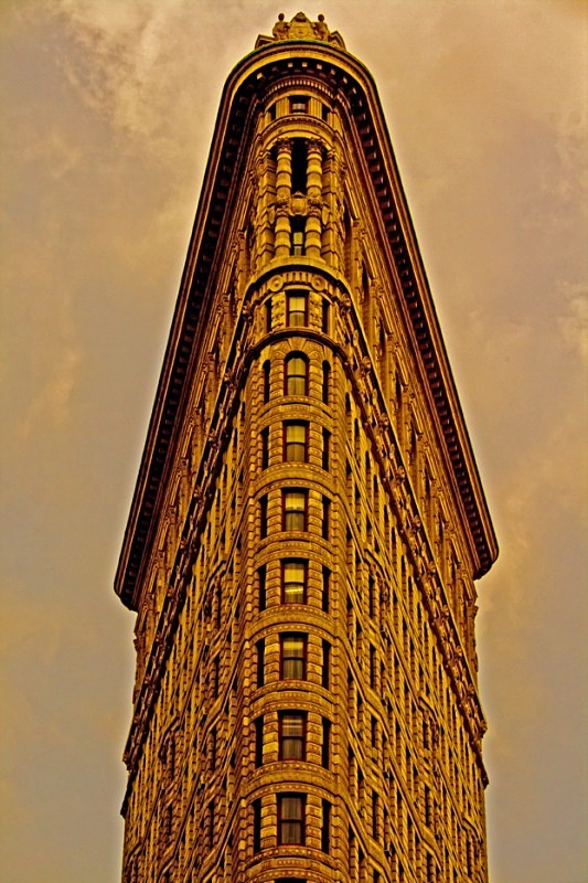 Flat Iron - New York