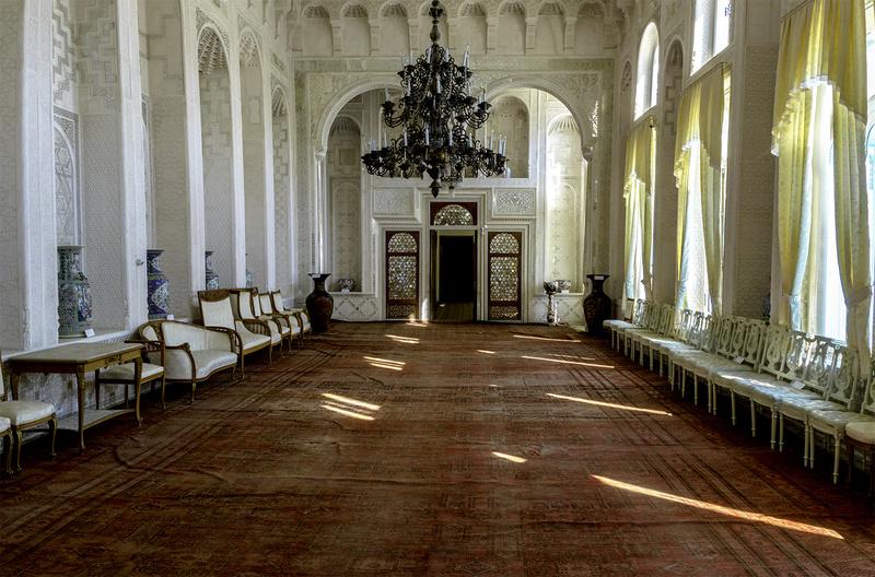 The Summer Palace - UZBEKISTAN Silk Routes
