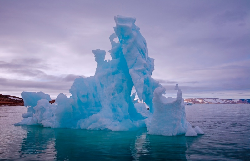 Blue Ice - The Best Images