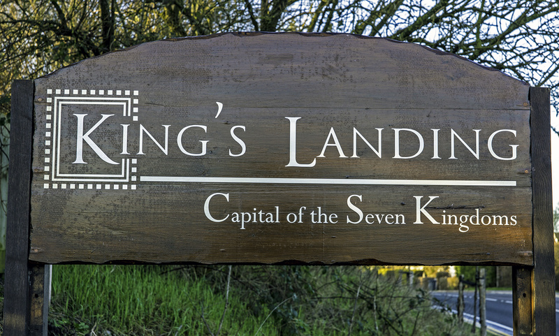 Kings Langley > Kings Landing - Kings Langley set