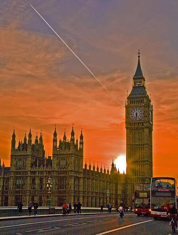 Big Ben - A Different View