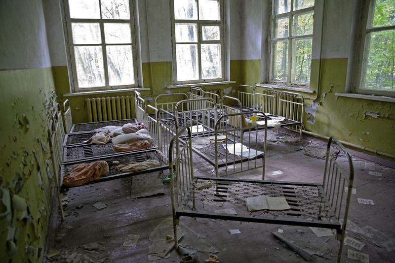 Chernobyl Kindergarten - Chernobyl
