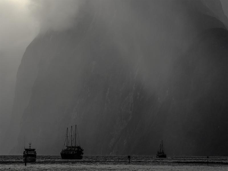 Milford Sound - Travels Down Under