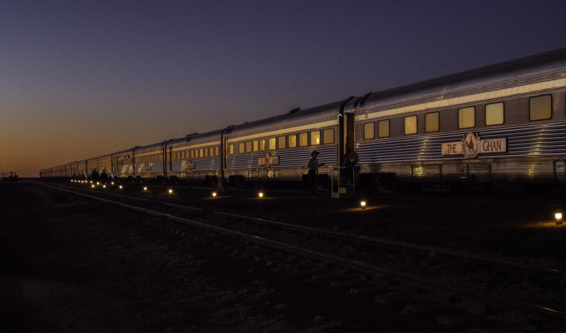 The Ghan - Travels Down Under