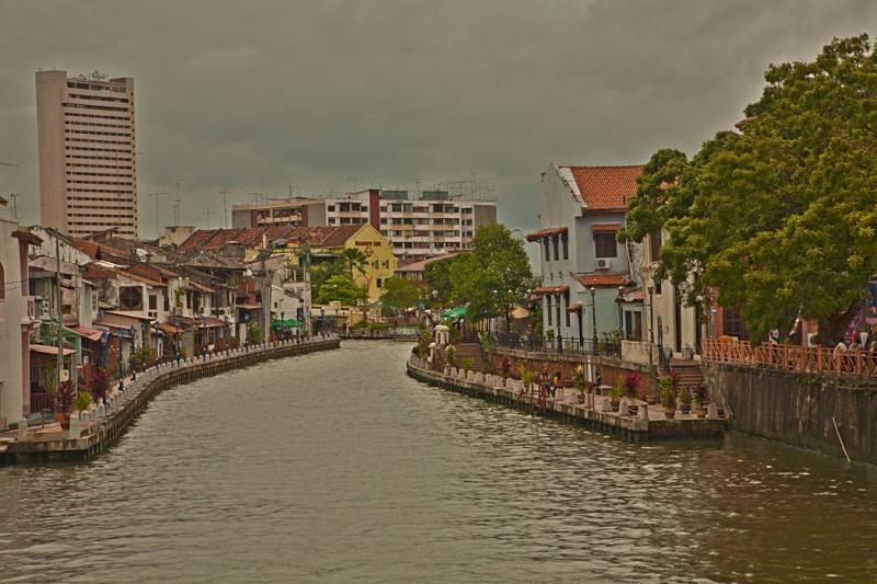 Melaka or Mallacca - Borneo