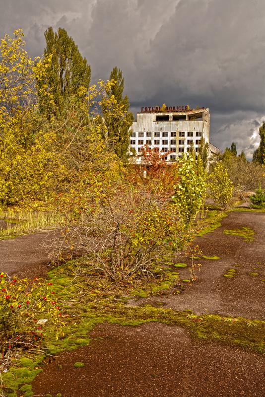 Down Town Pripryat - Chernobyl