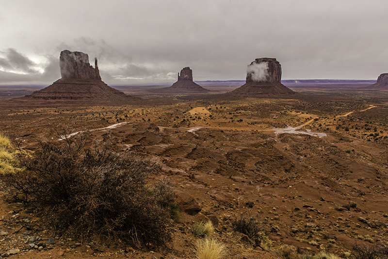 Monument Mist - Monument Valley