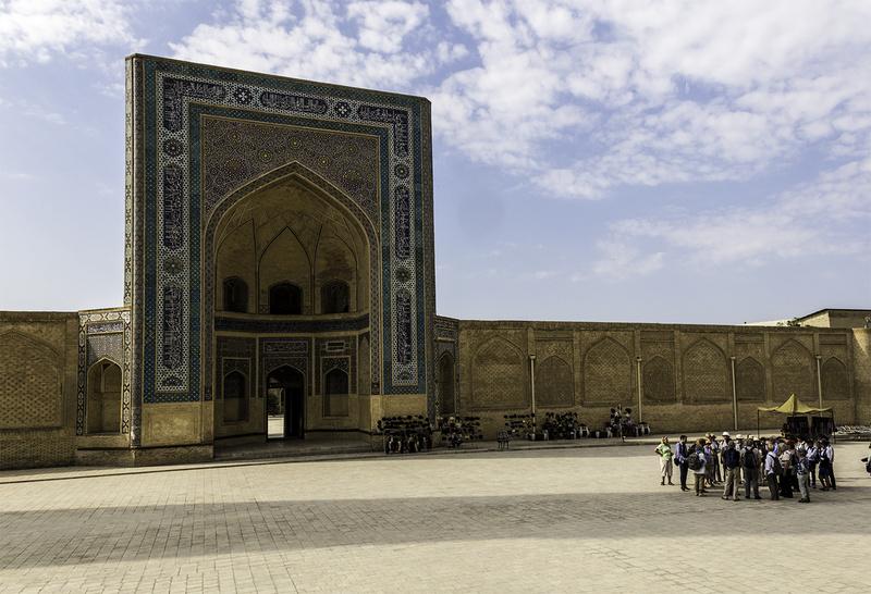 Bukhara: The main attraction - UZBEKISTAN Silk Routes