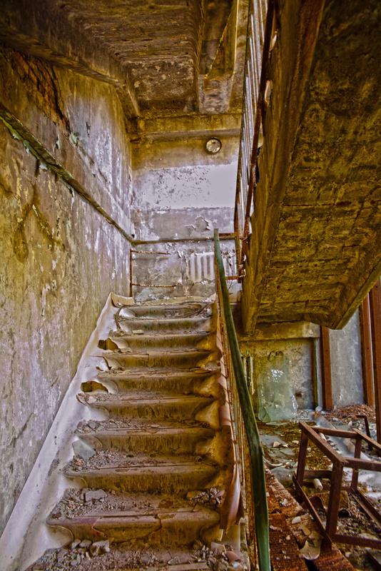 Stairway to Heaven? - Chernobyl